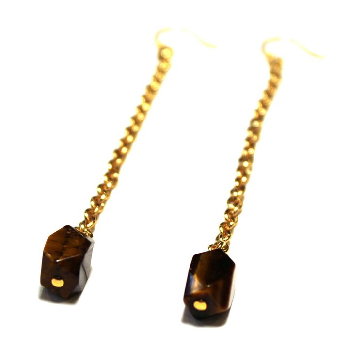 tigers necklace tiger eye i tradesy red