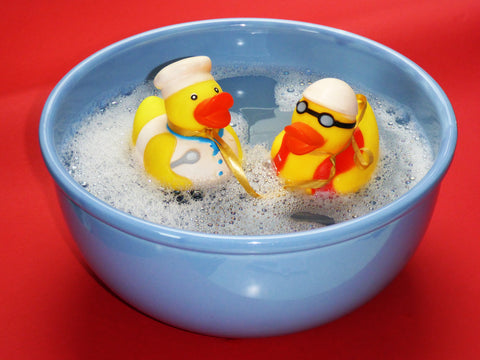 Indoor activities - bathing toys