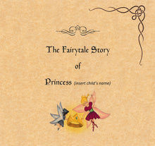 Fairytale Book