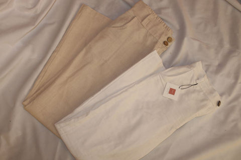 Catalina Linen Pants