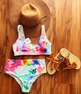 Waves of Color Swimsuit