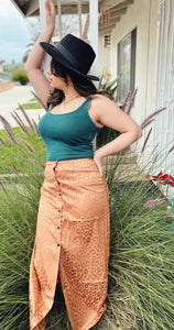 Downtown Girl Skirt
