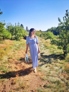 Apple Picking Dress