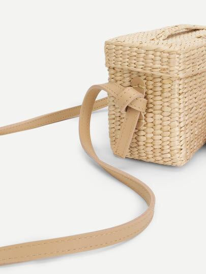 Malibu Beach Box Bag