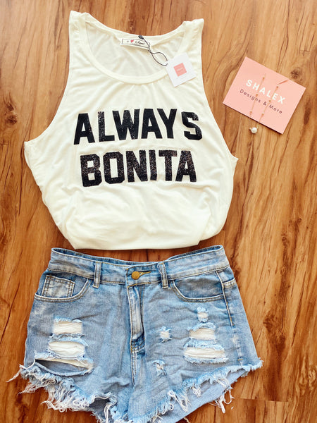 Always Bonita Tank Top
