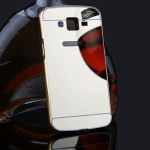 Mirror Case For Samsung Galaxy Grand 2 Duos 7106 G7106 G7102 G7105