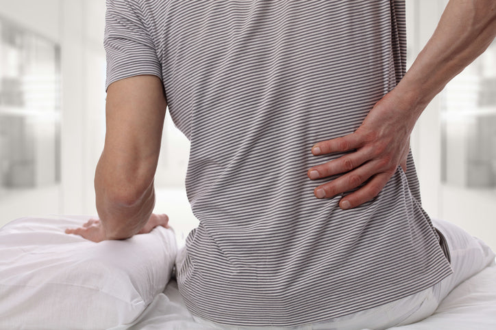 7 Natural Remedies for Back Aches and Pain