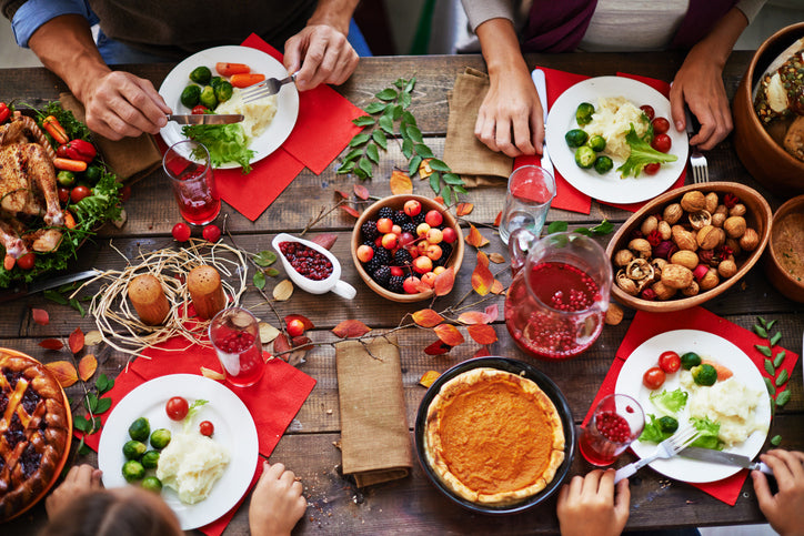 How to Prepare Your Mind and Body for the Holiday Dinner Table