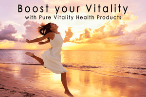 Active Vitality - Energy, Endurance and Stamina - Pure Vitality Limited