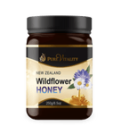 Native Wildflower Honey 250g - Pure Vitality Limited
