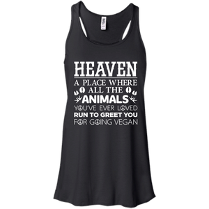 Animal Love - Flowy Tank