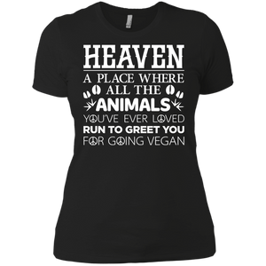 Animal Love - Ladies T-Shirt