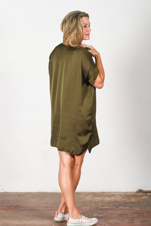 The Wimberly - Olive
