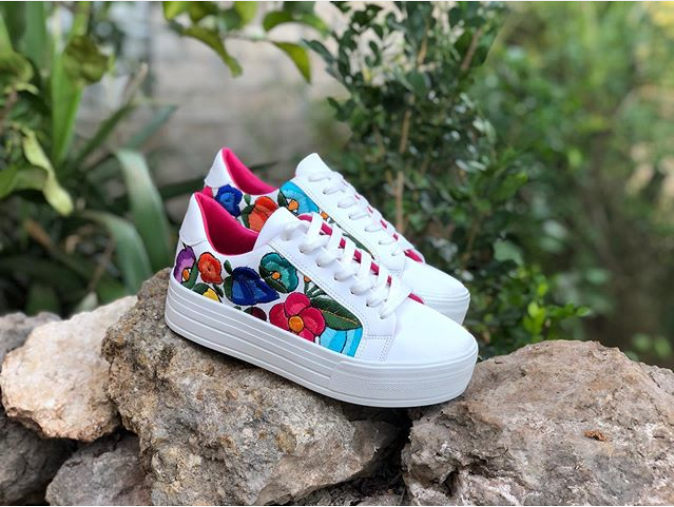 FRIDA PLATAFORMA | BLANCO COLORES