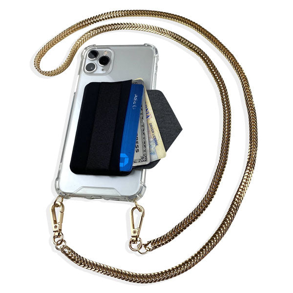 Luxury Crossbody iPhone Case
