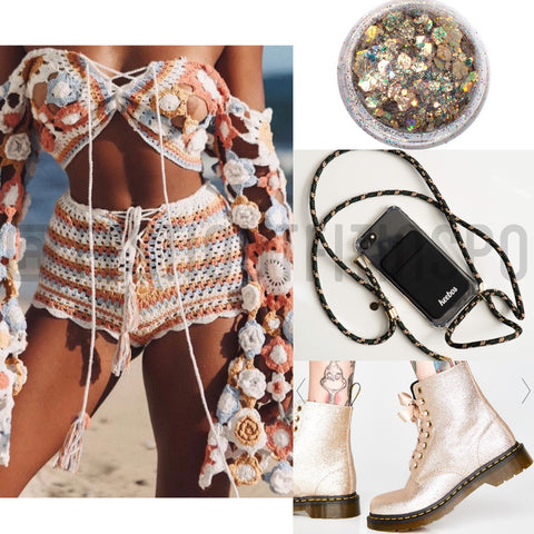 Festioutfitinspo Keebos iphone necklace strap