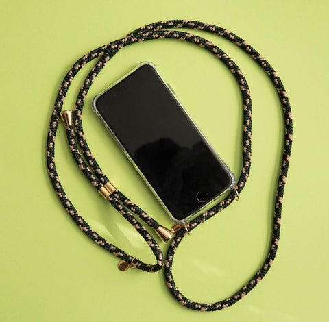 iPhone necklace case