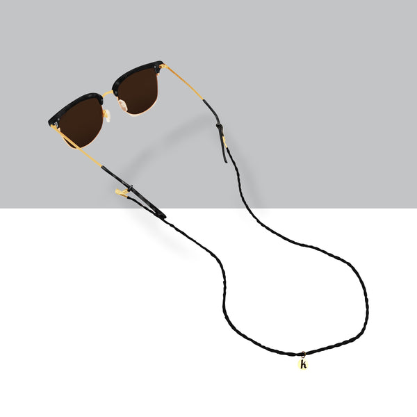 Black Sunglass Strap