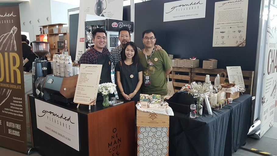 Photos: Singapore Coffee Fest 2017