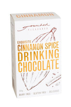 Cinnamon Spiced Drinking Chocolate