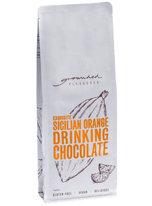 Sicilian Orange Drinking Chocolate