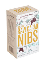 Grounded Pleasures Organic Raw Cocoa Nibs, 200g