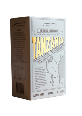 Tanzania Single Origin Drinking Chocolate