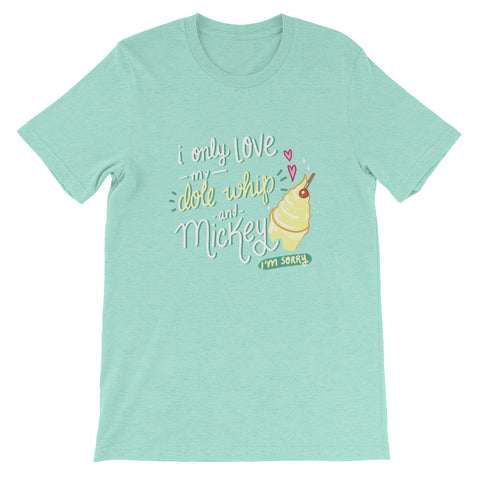 Mickey + Dole Whip T-Shirt