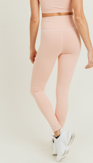 Just Peachy Leggings