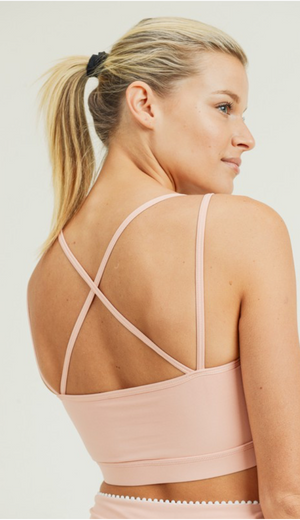 Just Peachy Sports Bra