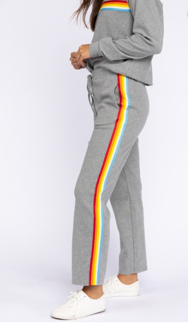 Lounge Around The Rainbow Pants