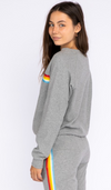 Lounge Around The Rainbow Sweater