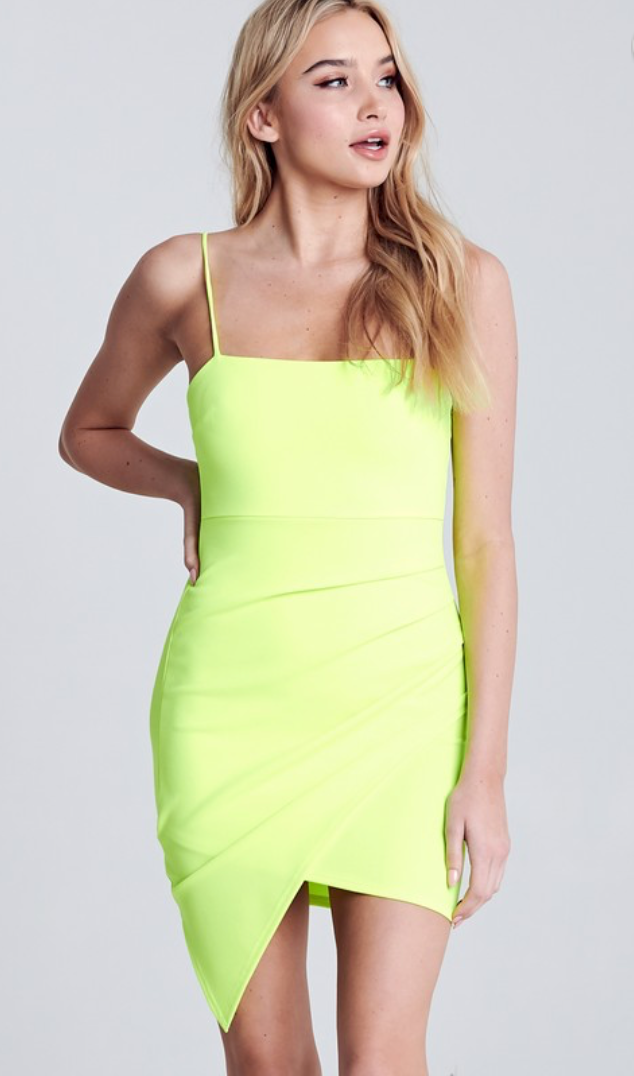 Key Lime Dress