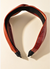 The Leather Headband