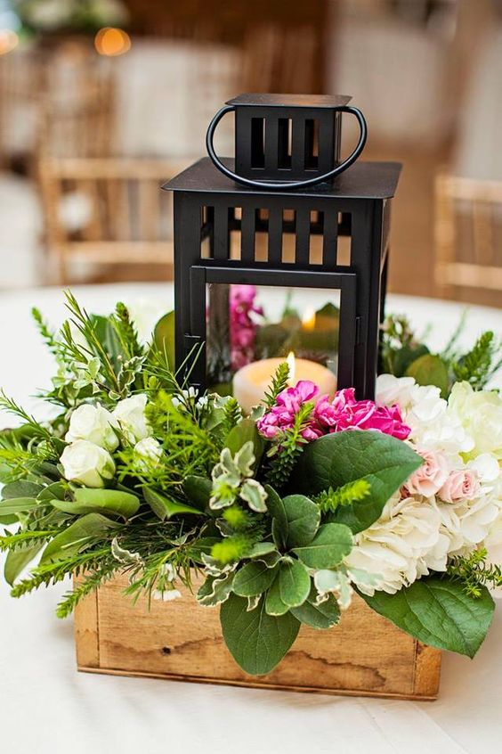 Top Five Ways To Decorate With Lanterns Catch A Falling Jar