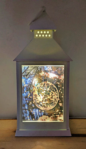Magic of Christmas LED Lantern