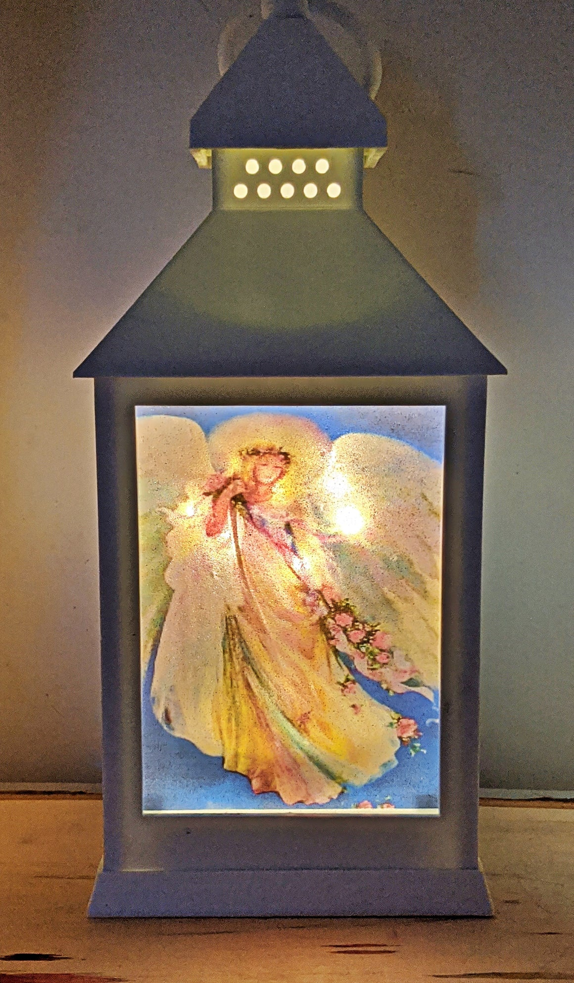 Angel LED Lantern
