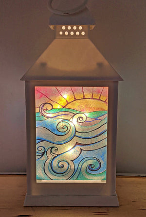 Under the Sea LED Lantern