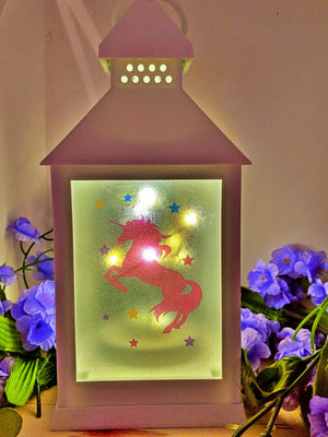 Magical Unicorn LED Lantern