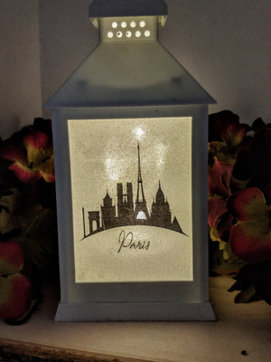 Paris LED Lantern