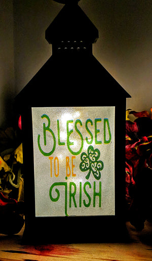 Irish Pride Lanterm