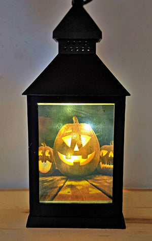 All Hallow's Eve LED Lantern