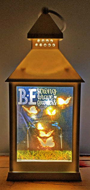 Be Inspirational LED Lantern