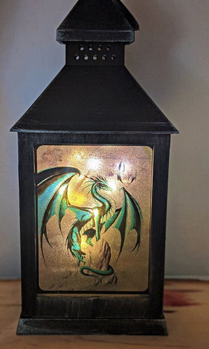 Dragon LED Lantern