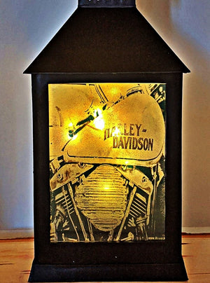 Harley D 2 Motorcycle LED Lantern