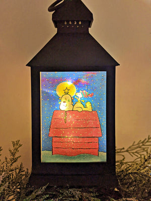 Peanuts Christmas LED Lantern