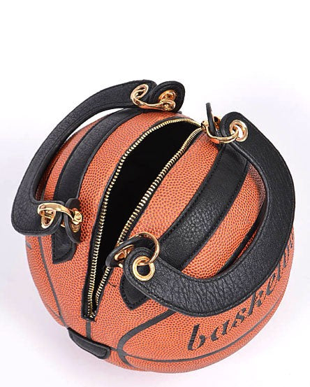 BasketBall Love! Satchel/Handbag - Mint Leafe Boutique