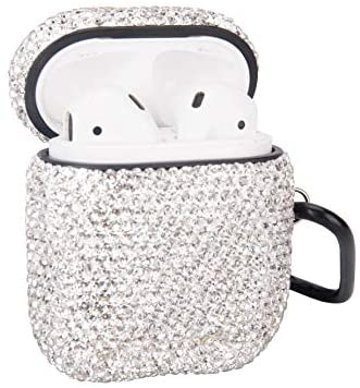 Fashion Rhinestone Air Pod Case - Mint Leafe Boutique