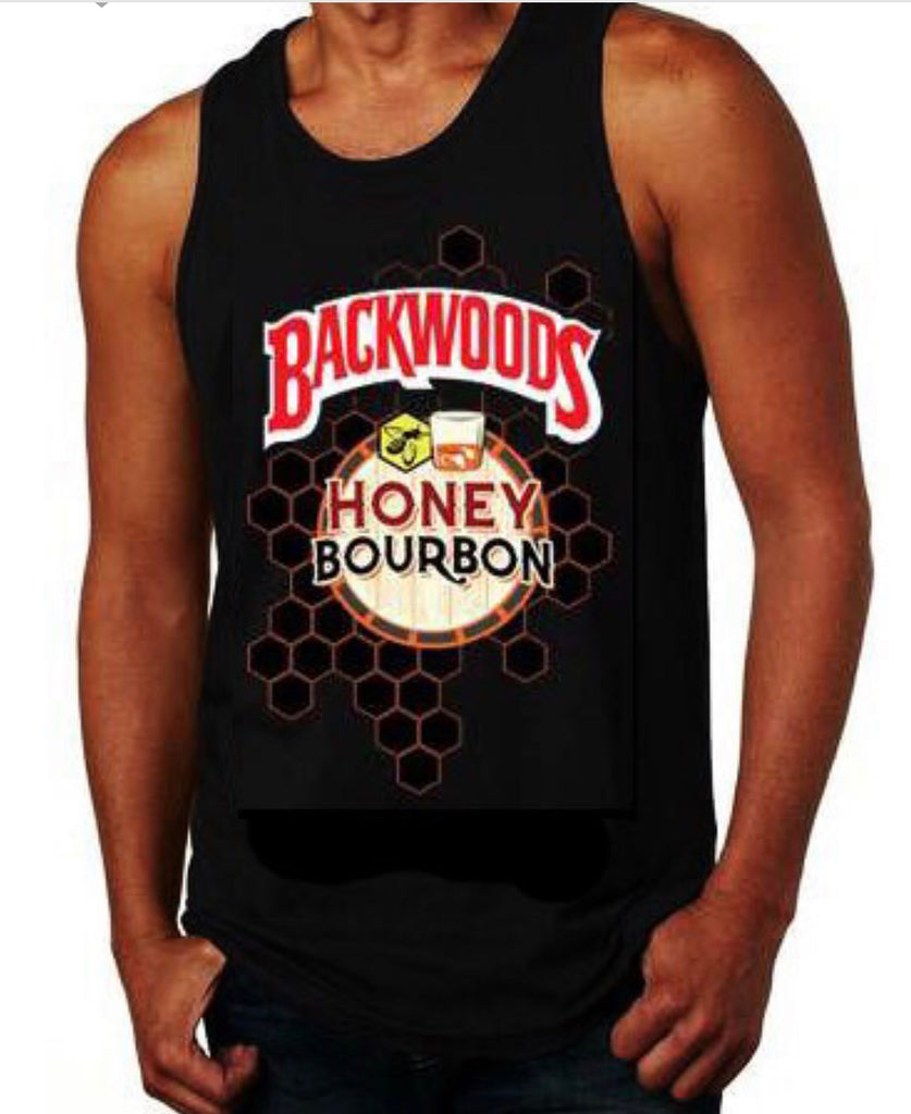 """BACKWOODS BAE"" Tank - Mint Leafe Boutique"