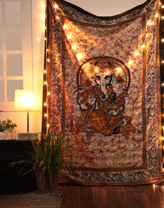 Authentic Elephant Tapestry